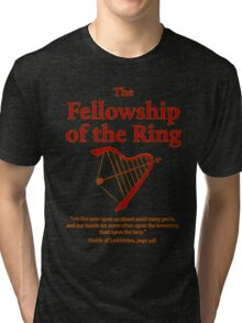 The Fellowship of The Ring Tri-blend T-Shirt