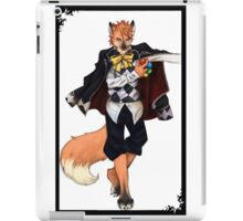 Anthro 'Joker'(Book of Circus)- Onyx Art Studios iPad Case/Skin