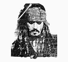Johnny Depp as Captain Jack Sparrow Unisex T-Shirt