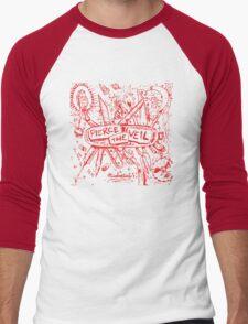Pierce the Veil Misadventures Men's Baseball ¾ T-Shirt