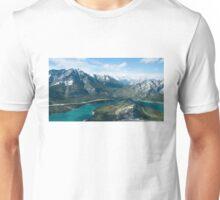 Mt. Baldy Kananaskis Unisex T-Shirt
