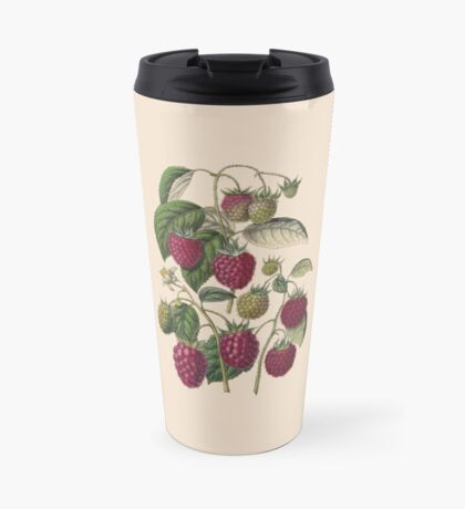 Raspberry Travel Mug