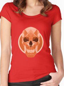 Polyskull Women's Fitted Scoop T-Shirt