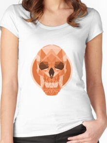 Polyskull Women's Fitted Scoop T-Shirt