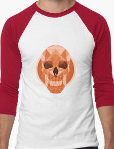 Polyskull Men's Baseball ¾ T-Shirt