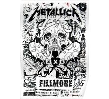 CLASSIC GIGS POSTER Poster