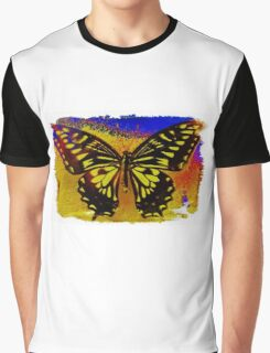 """""""psychedelic butterfly""""  Graphic T-Shirt"""