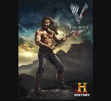 Vikings King Ragnar Lothbrok Unisex T-Shirt