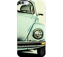 Baby Blue Bug iPhone Case/Skin