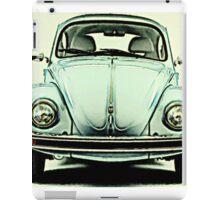 Baby Blue Bug iPad Case/Skin