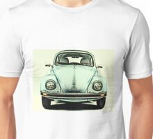 Baby Blue Bug Unisex T-Shirt