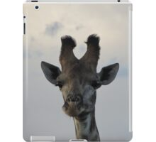 Giraffe Photography iPad Case/Skin