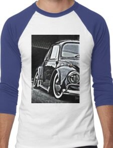Dark Men's Baseball ¾ T-Shirt