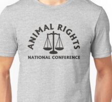 ANIMAL RIGHTS Unisex T-Shirt