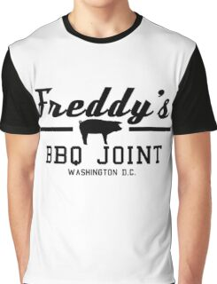 Freddy's BBQ Graphic T-Shirt