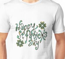 Happy St. Patricks Day Unisex T-Shirt