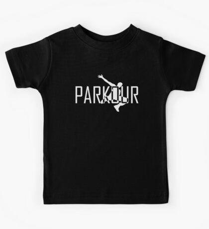 Parkour Logo Kids Tee