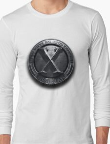 X - man School for gifted youngster Long Sleeve T-Shirt