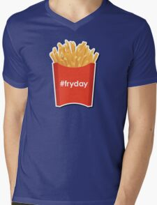 #fryday Mens V-Neck T-Shirt