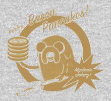makin bacon pancakes Baby Tee