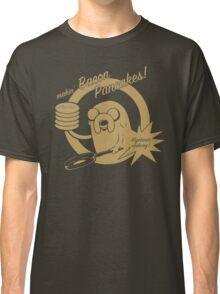makin bacon pancakes Classic T-Shirt