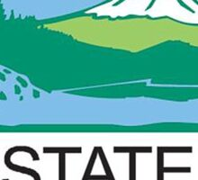 Oregon State Parks Badge Sticker