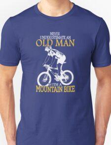 Never Underestimate an old man T-Shirt