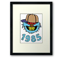 1985 ANIMAL Framed Print