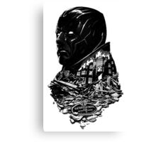 The X-Man Apocalypse 2016 Canvas Print
