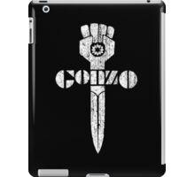 Hunter s thompson iPad Case/Skin