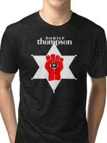 Hunter s thompson Tri-blend T-Shirt