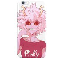 Pinky - Boku no Hero Academia iPhone Case/Skin