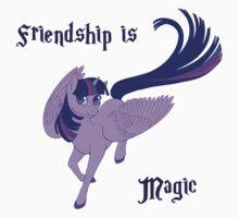 Friendship is Magic One Piece - Long Sleeve