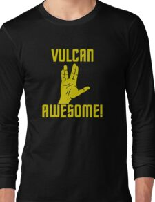 Vulcan Awesome Long Sleeve T-Shirt
