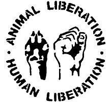 animal Liberation Photographic Print