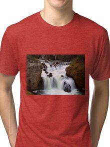 Firehole Falls Tri-blend T-Shirt