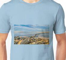 Rocks at Saltwater 01 Unisex T-Shirt