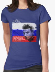 Russia - Eurovision 2016 Womens Fitted T-Shirt