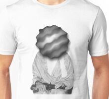 Lone Wolf Without A Picnic Basket in the Deep Meadow Unisex T-Shirt