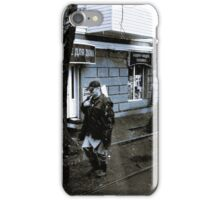 carefree. march. tram iPhone Case/Skin