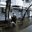 carefree. march. tram by Nikolay Semyonov