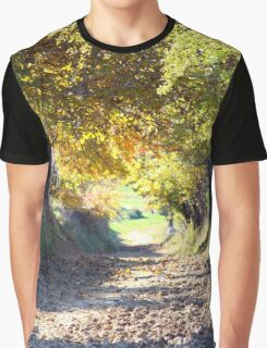 I'll Take You to an Autumn Wonderland Graphic T-Shirt