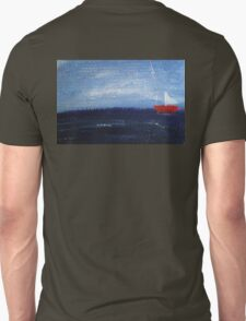Little Red Boat Unisex T-Shirt