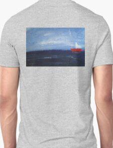 Little Red Boat Unisex T-Shirt