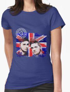 United Kingdom - Eurovision 2016 Womens Fitted T-Shirt