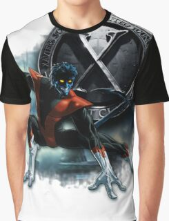 x-men apocalypse  Nightcrawler 2016 Graphic T-Shirt