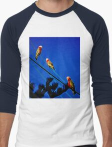 Galah watch Men's Baseball ¾ T-Shirt