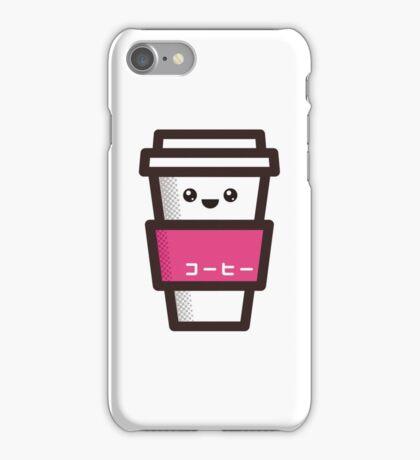 Coffee /  コーヒー iPhone Case/Skin