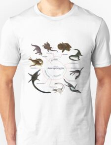 Sauropterygia: The Cladogram Unisex T-Shirt