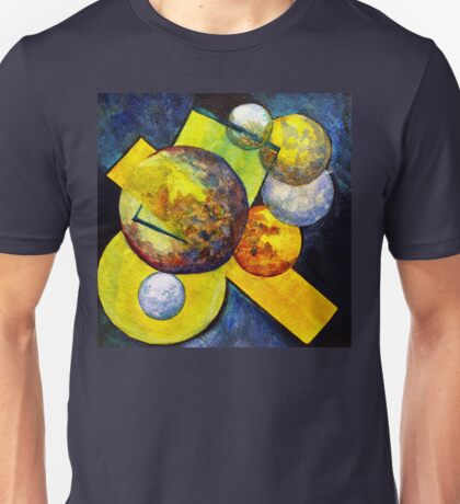 World Series A-1 Dark Space Unisex T-Shirt